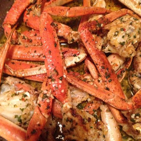 crab leg recipes king crab legs in spicy butter wine sauce food so good mall