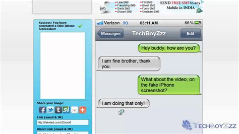 how to make a message on iphone create iphone text message conversation