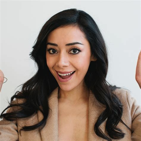 Rush Hour Actress Aimee Garcia On Her New Show Beauty Secrets And What It S Like To Be A