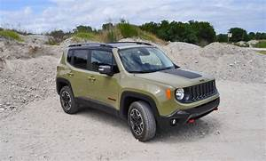 2016 Jeep Renegade Trailhawk Review