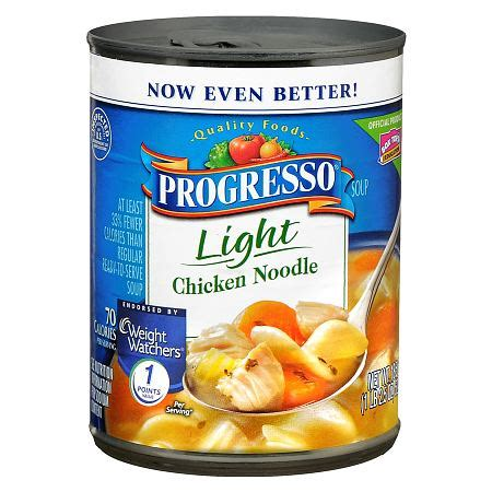 progresso light chicken noodle soup progresso light soup chicken noodle walgreens