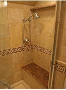 Architecture Homes Bathroom Shower Tile Ideas