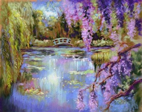 Monet French Water Garden 8 In X 10 In Archival Print