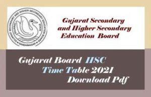 Hsc 2021 Timetable Pdf Download