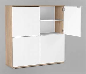 Tchibo Möbel Wohnzimmer : highboard eiche wei beeindruckend highboard wei eiche ~ Watch28wear.com Haus und Dekorationen