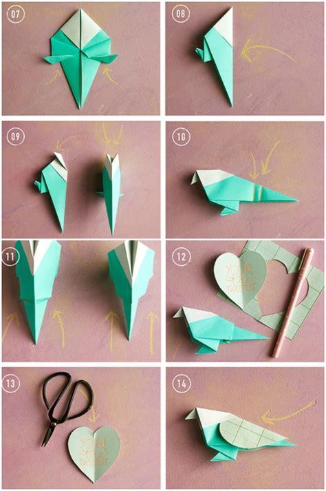 comment faire un origami 1001 id 233 es de bricolages pour apprendre l de pliage en papier origami facile