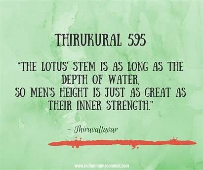 Quotes Thirukural Quote Thiruvalluvar Translation Learning Inspire