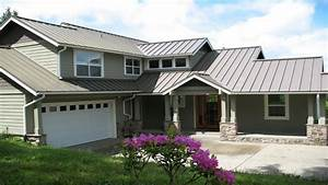 picture of different types metal roofing ideas about With interior roof color ideas