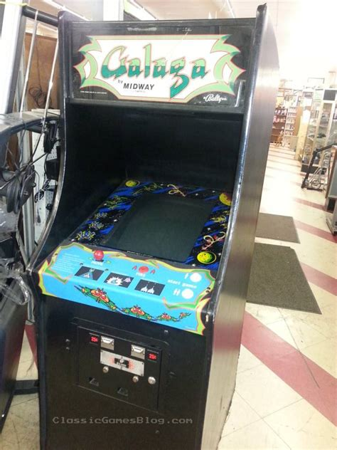 Galaga Arcade Machine by Galaga Arcade Machine Www Imgkid The Image Kid Has It