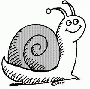 Snail Clip Art Black And White | Clipart Panda - Free ...