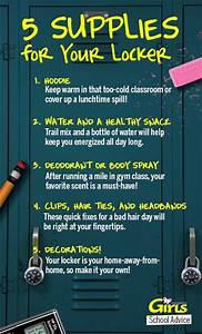 School Locker Accessories Diy - Diy (Do It Your Self)