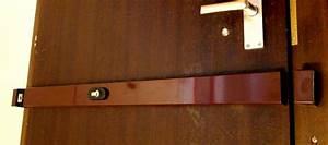 Barre De Porte D Entrée : comment s curiser sa porte d 39 entr e bienchezmoi ~ Premium-room.com Idées de Décoration