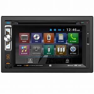Dual Audio 200 Watt  50x4  Car Stereo Dv271bt