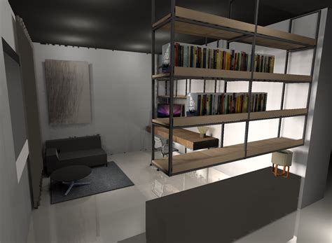 minimalist study room fukusu urban contemporary and modern minimalist study room and master bedroom for fiera vista