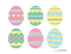 easter eggs designs printable easter egg templates