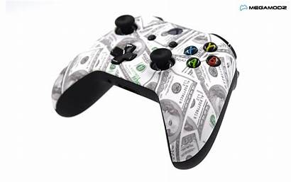 Xbox Modded Controller Benjamins Controllers Custom Fire