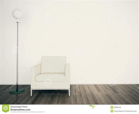 mur blanc moderne minimal d int 233 rieur et de le photographie stock image 23806442