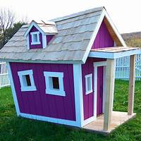 playhouse for kids Kids Playhouse - Deluxe | Kids Crooked House