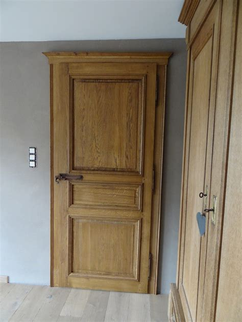 fabrication artisanale 224 l ancienne de portes int 233 rieure ch 234 ne