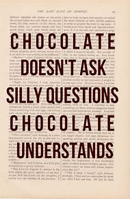 Funny I Love Chocolate