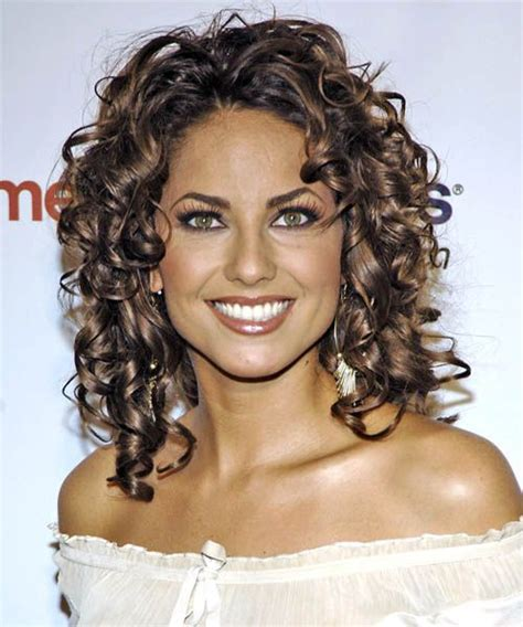 curly hair styles for your shape hairstyles thehairstyler wedding hair