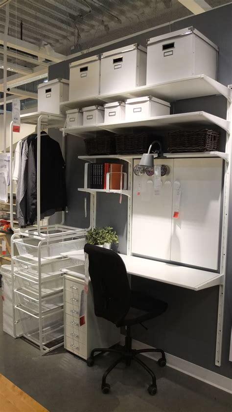 Ankleidezimmer Ikea Algot by 60 Besten Algot Bilder Auf Begehbarer