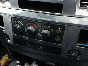 Grz640 Manual Climate Control Hvac Assembly 2007 Dodge Ram