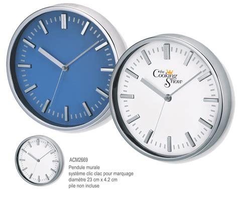 horloge de bureau pc horloge publicitaire objets publicitaires horlogerie aic