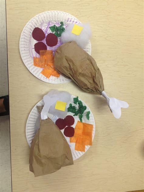 preschool thanksgiving craft crochet 369 | ce5384e8495883c01d47e577411b0f92