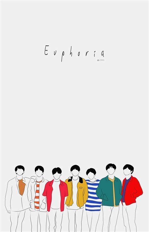 bts euphoria wallpapers