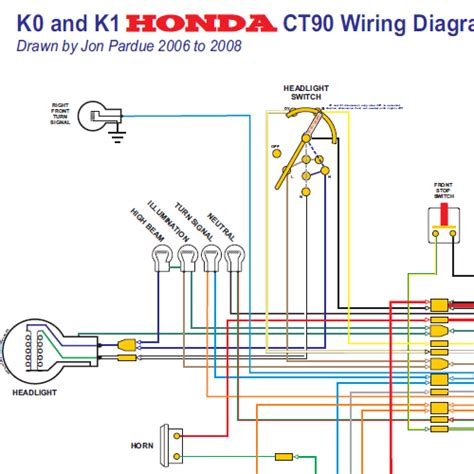 Full Color Wiring Diagram Home The