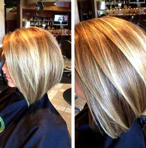 15 highlighted bob hairstyles hairstyles 2017