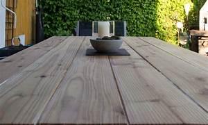 Gartentisch Aus Terrassendielen Selber Bauen : diy gartentisch aus holz basteln und dekorieren ~ Whattoseeinmadrid.com Haus und Dekorationen