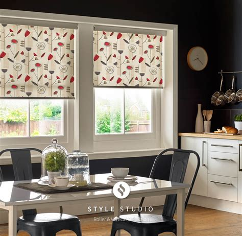 Kitchen Blinds by Roller Blinds Norwich Sunblinds