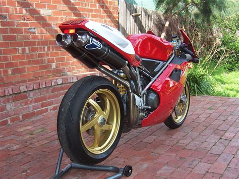paint powdercoat or anodized wheels ducati ms the