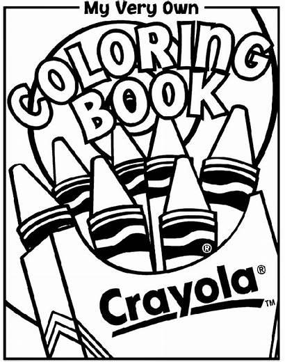 Coloring Crayola Pages Colouring Printable Sheet Sheets