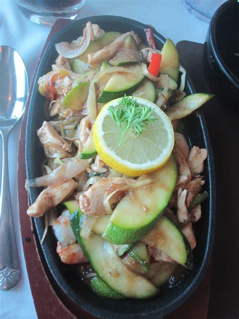 cruise cuisine photo blog part   po cruises edition