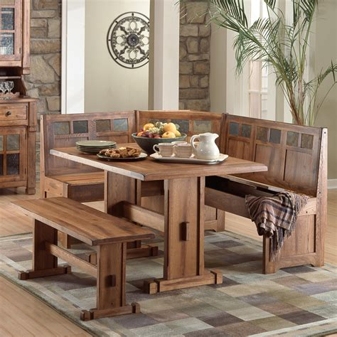 patio kitchen islands rustic small breakfast nook table set and chairs with