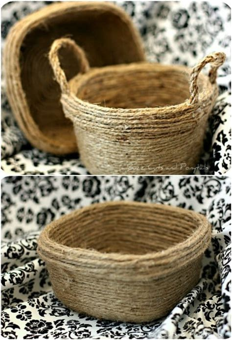 diy rustic twine projects style motivation