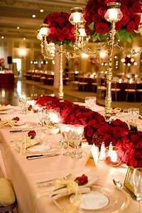 Tischdeko Hochzeit Rot : 42 faszinierende tischdekoration ideen in rot ~ Yasmunasinghe.com Haus und Dekorationen