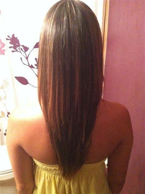 v shaped haircut with layers 6 v shaped haircut learn haircuts