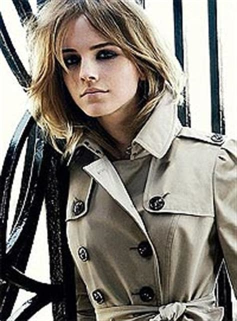 Get The Look Emma Watson Smoky Sexiness For Burberry