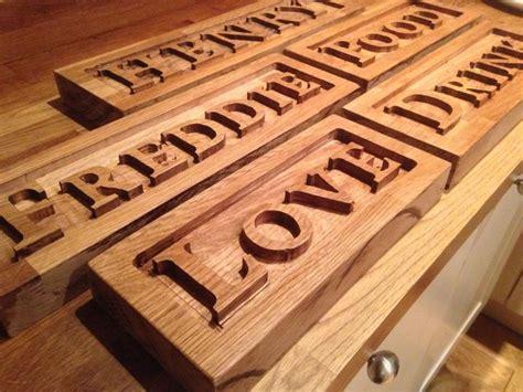 oak kitchen worktop  plunge router   bit  time  imagination