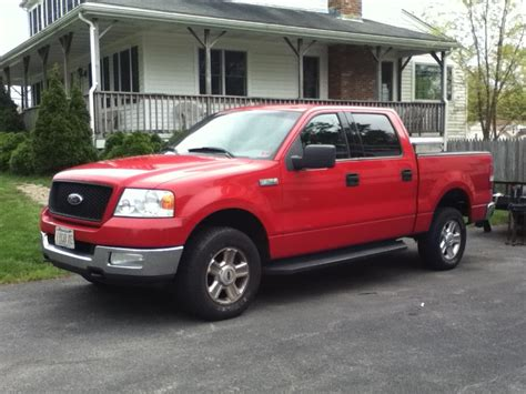 Ford F 150 Mileage by Who Has The Most Mileage 04 5 4 Ford F150 Forums Ford