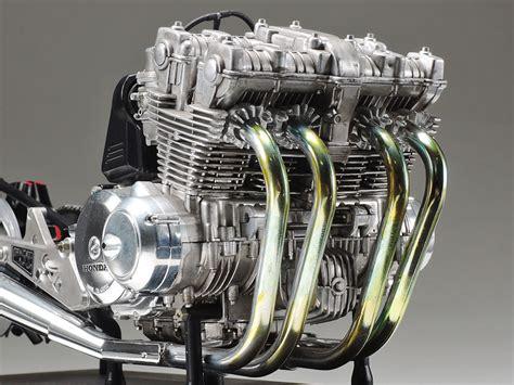 1/6 Honda Cb750f Motorcycle Engine