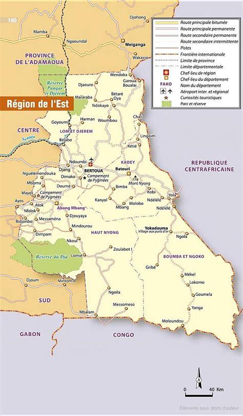 editions sud ouest cuisine cartes du cameroun cartes des régions plans de yaoundé