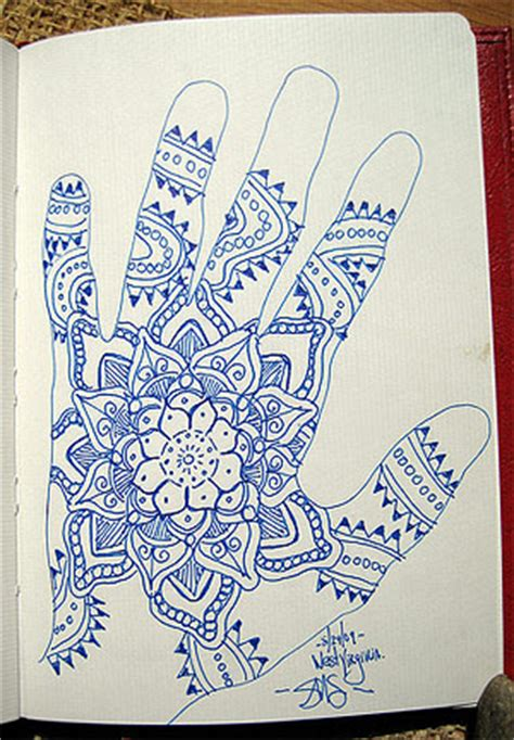 How Do You Make A Henna Tattoo henna hand designs art lesson   unique  portrait 300 x 432 · jpeg