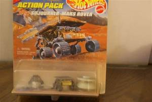 Hot Wheels / Action Pack JPL Sojourner Mars Rover , Speed ...