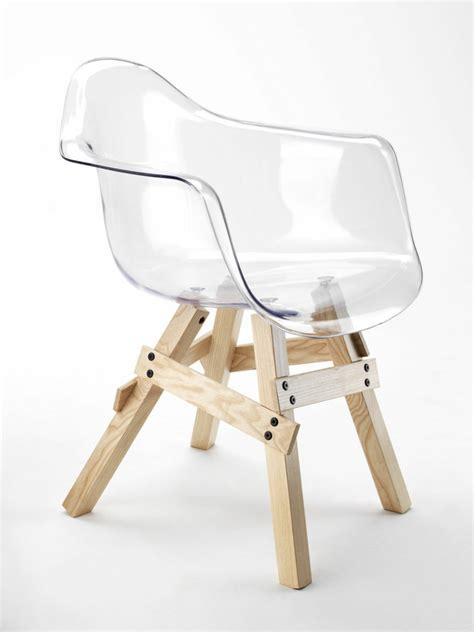 chaise transparente design chaise design transparente en 34 modèles légers et limpides
