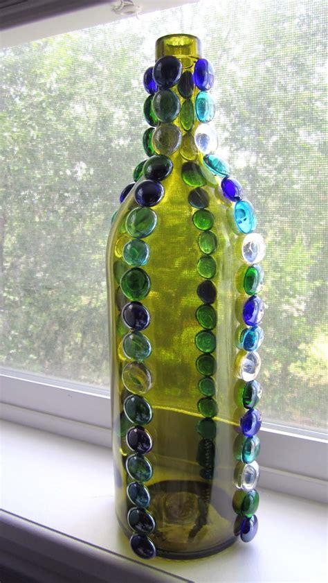 happee wine bottle crafts